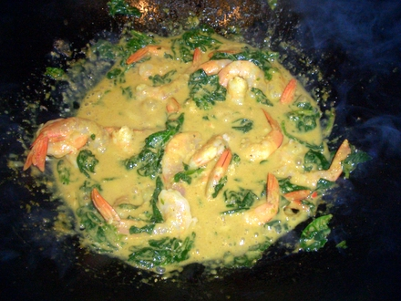 SPICY – Aldo Zilli's Thai prawn curry | Yes Chef!